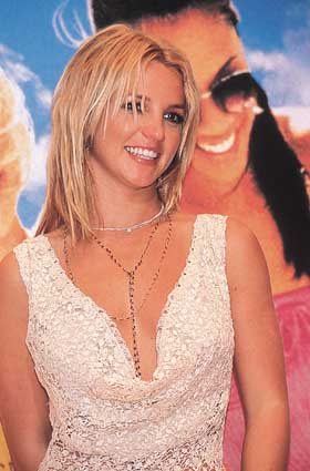 Lucire Living At The Crossroads With Britney Spears What She S Wearing Now The Global Fashion Magazine