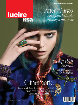 Lucire 2016 | The global fashion magazine